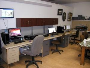 New Work Area